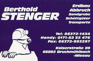 Berthold Stenger